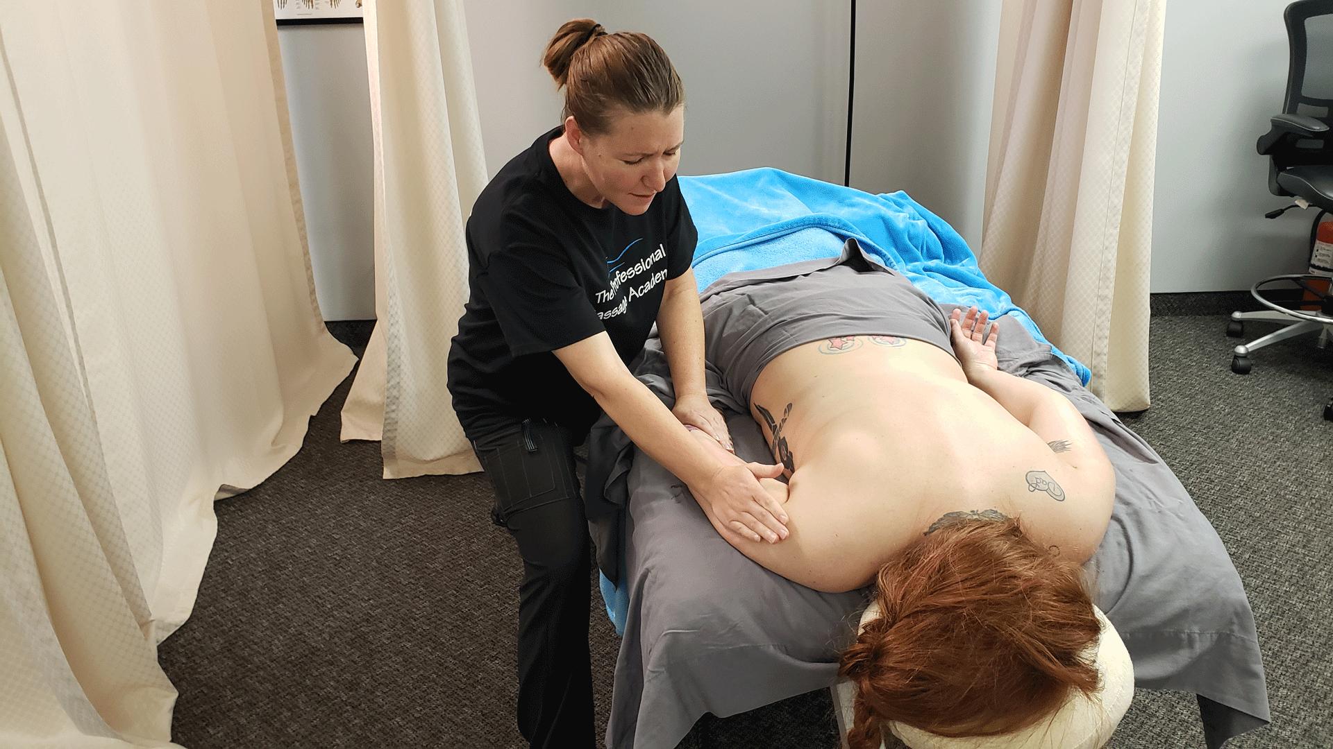 Beginner's Guide To Swedish Massage: Friction