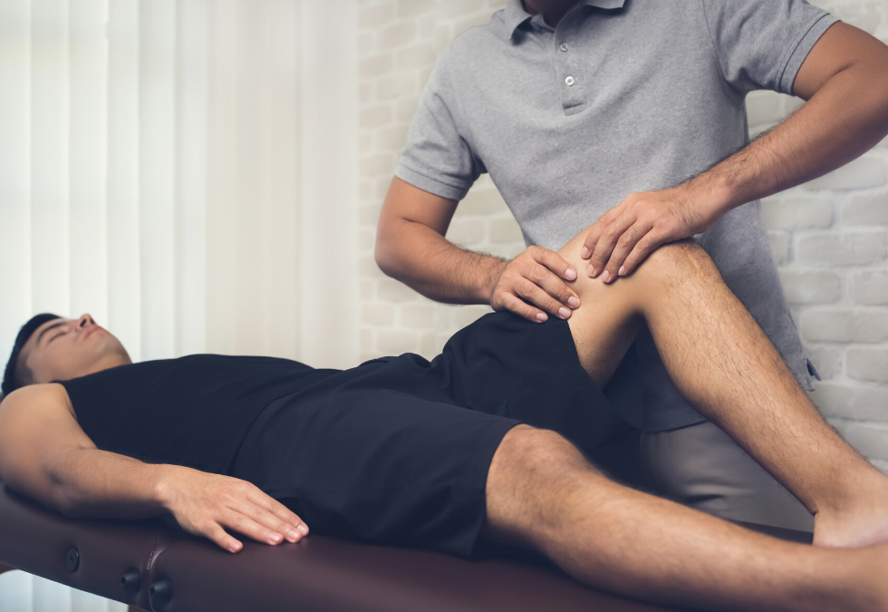 Sports Massage: The Basics