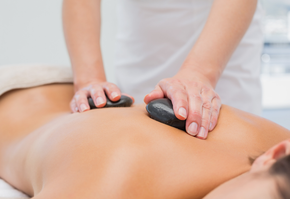 Hot Stone Massage PMA