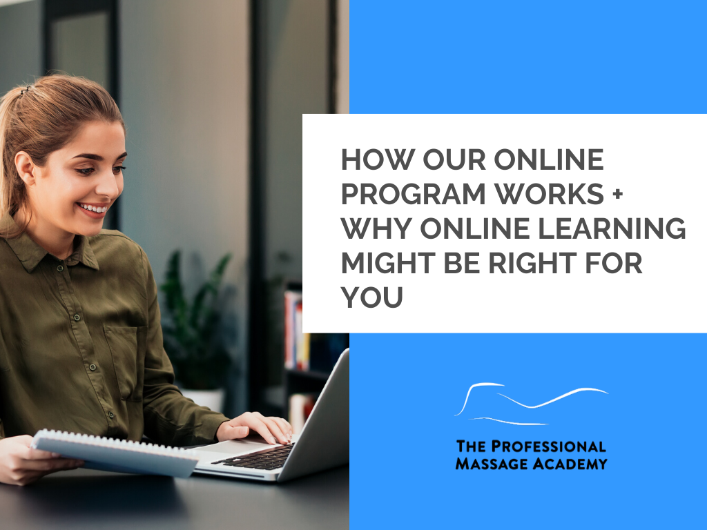 How Our Online Program Works and Why Online Learning Might Be Right for You