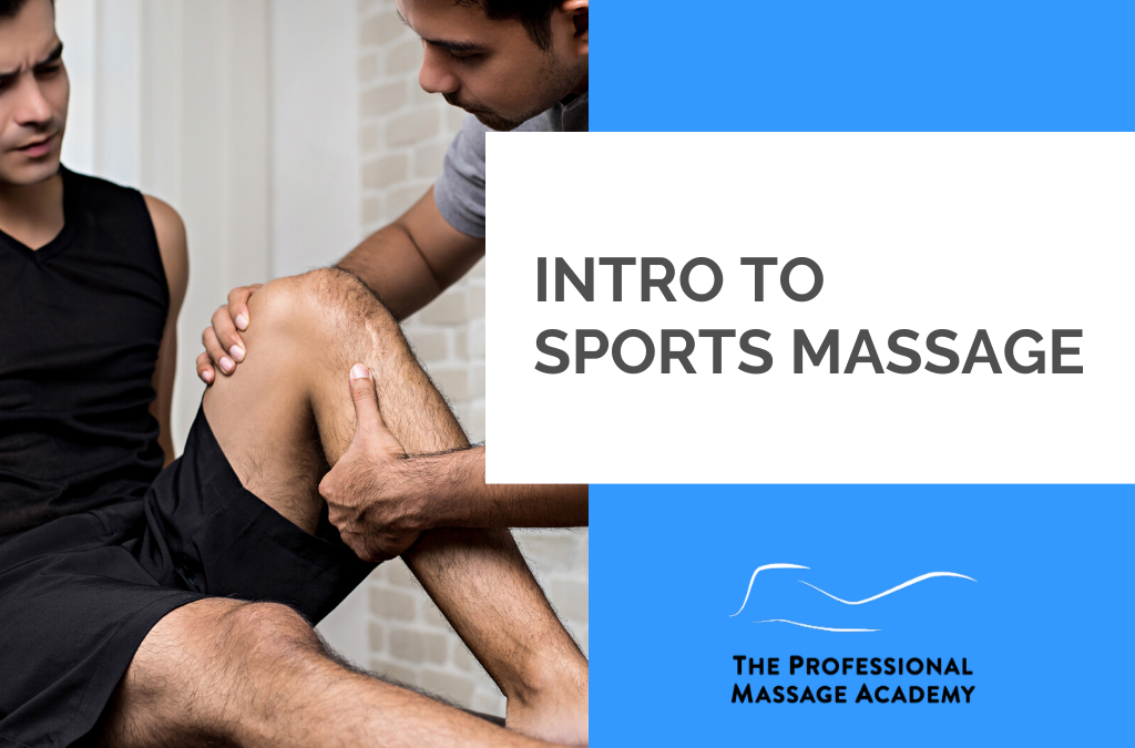 Introduction to Sports Massage: Video