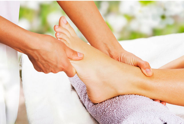 How Is Reflexology Different Than Massage?