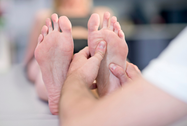 Reflexology Series: Foot Massage