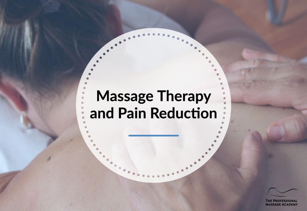 Massage Therapy and Pain Reduction: Video