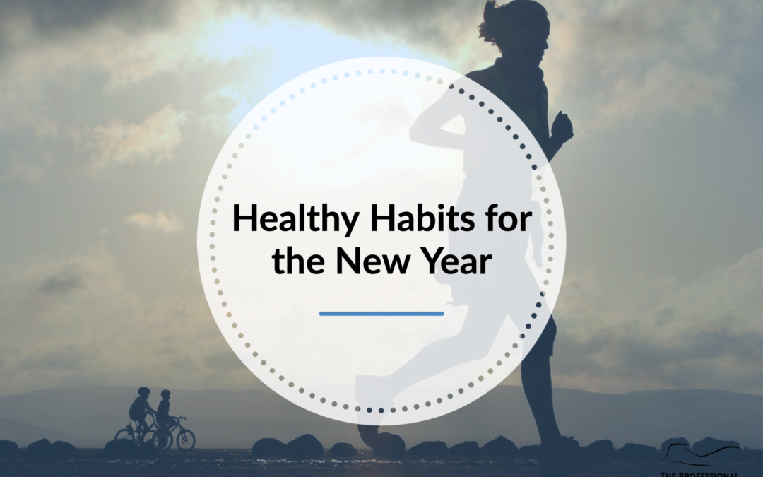 Healthy Habits for the New Year