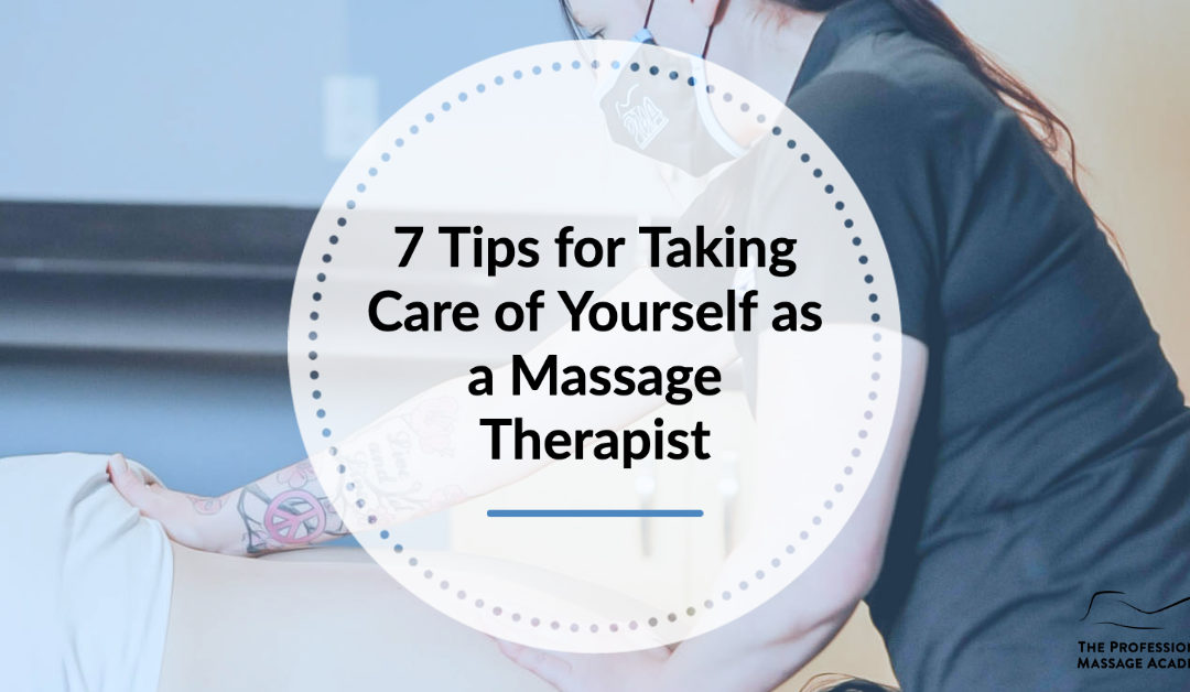 Massage Therapy Tips Blog